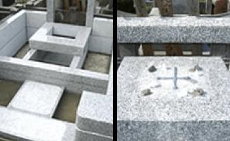 お墓に使用する石材について