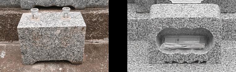 お墓のリフォームの費用例