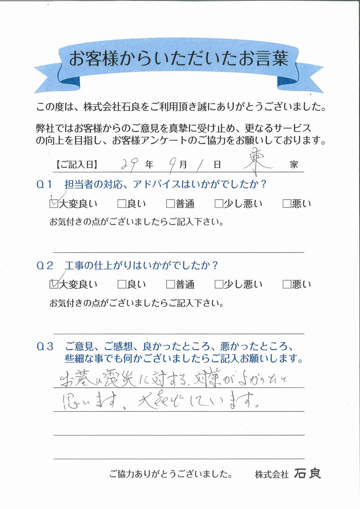 「松戸市 東家」大喜びしています。