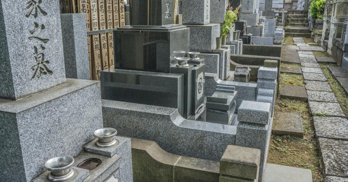 墓石補修の方法とかかる費用