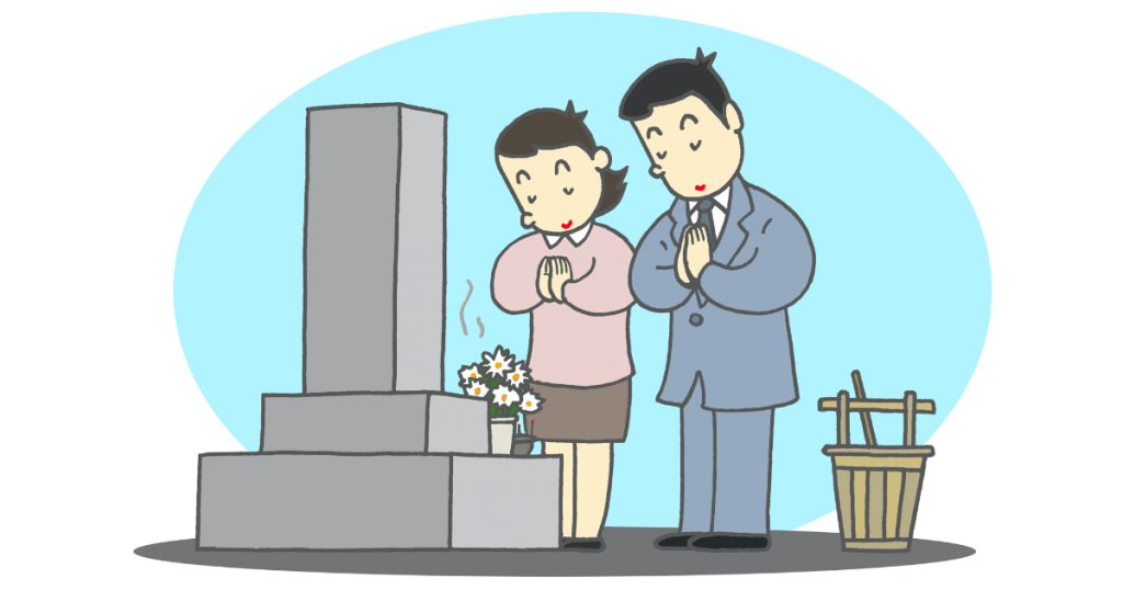 墓石の補修方法と流れ